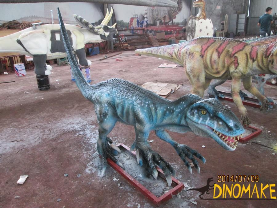 Animatronic Dinosaur products Exhibition in the UK