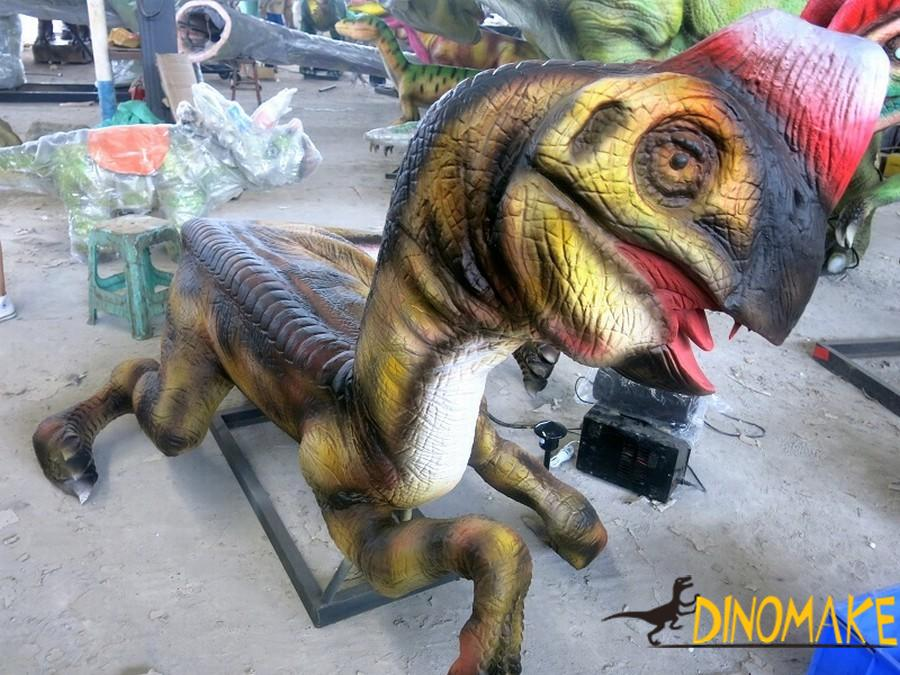 Animatronic Dinosaur products Failure Repair Guide