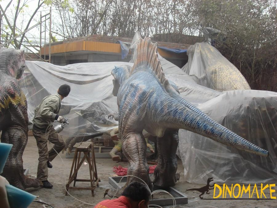Animatronic Dinosaur products Rental Exhibition Supplier