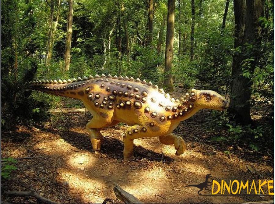 Animatronic Dinosaurs Exhibition