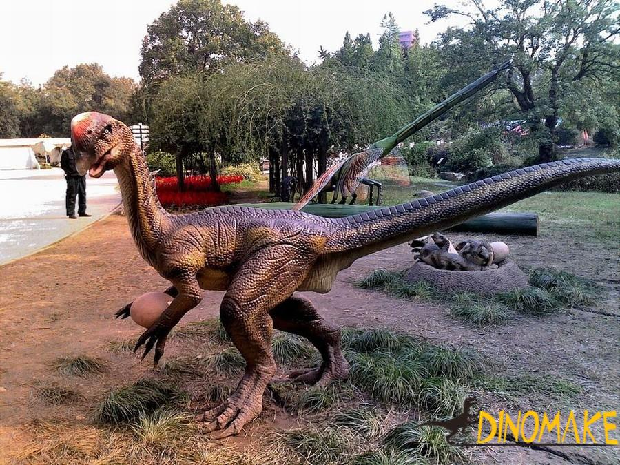 Animatronic Dinosaurs Failure Repair Guide