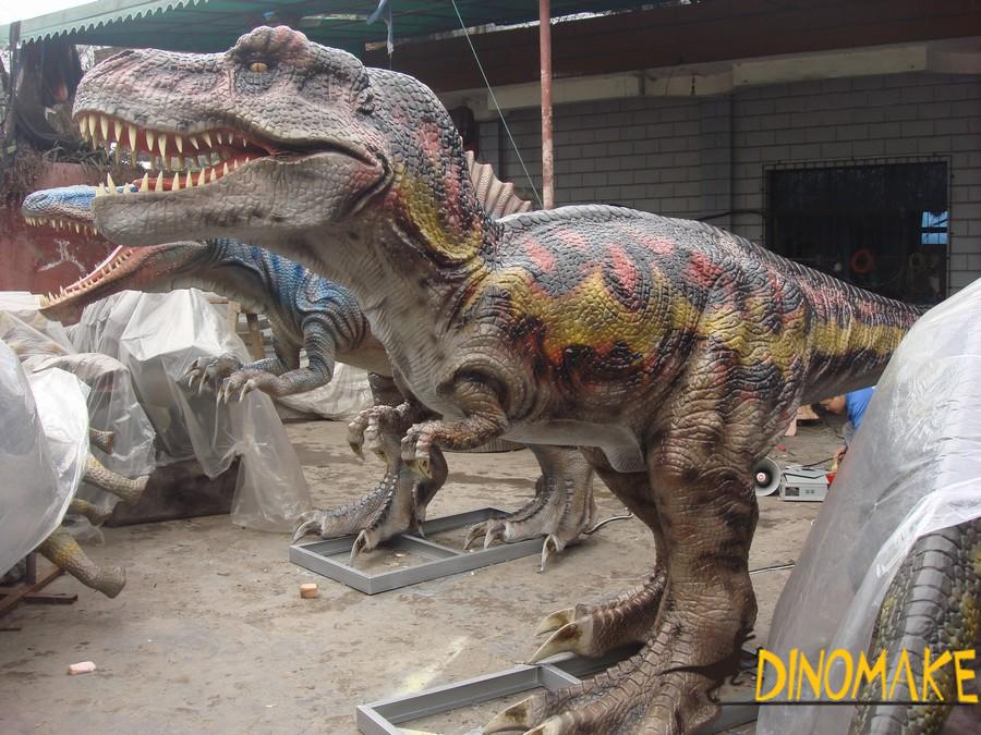 Animatronic Dinosaurs Rental Exhibition Supplier