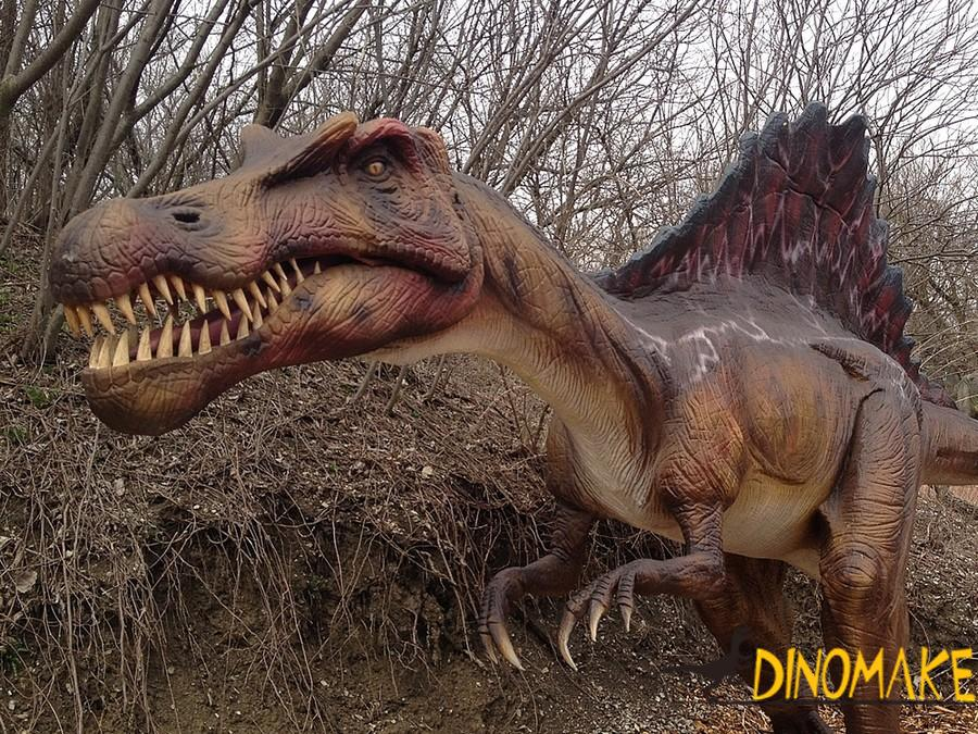 Animatronic dinosaur Products Spinosaurus