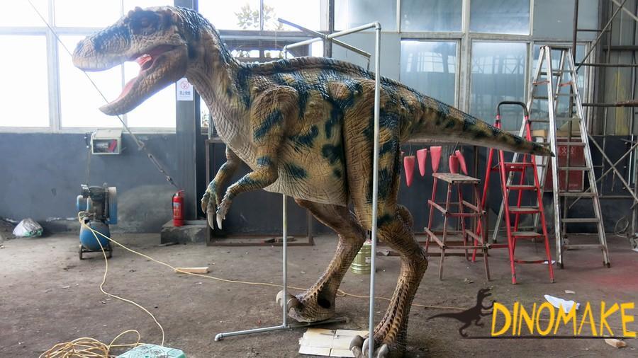 Animatronic dinosaur costume manufacturer