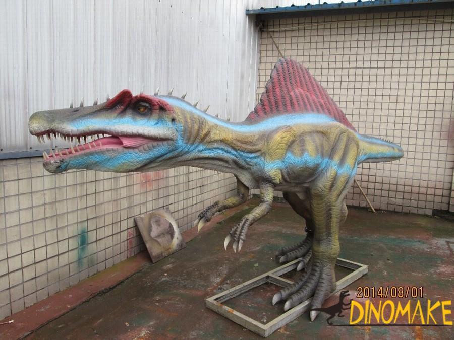 Animatronic dinosaur exhibition company