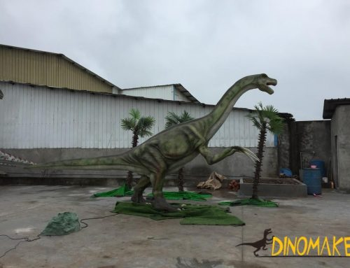 Promotional strategy of Animatronic dinosaur exhibition company