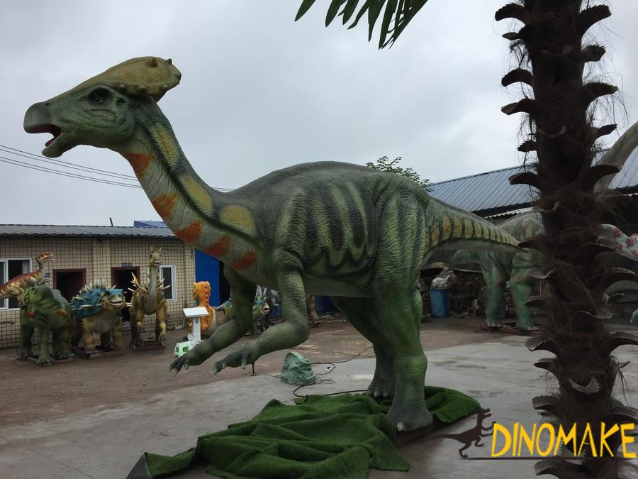 Animatronic dinosaur exhibition manufacturer dinosaurs model for sale