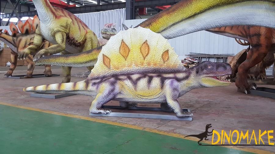 Animatronic dinosaur for sale and transportation considerations