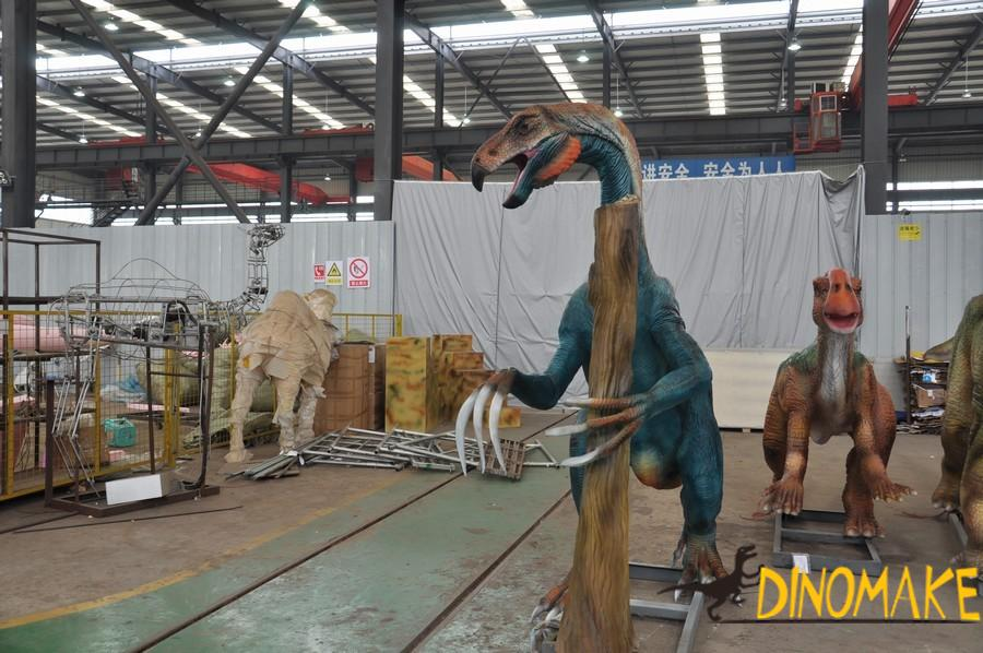 Animatronic dinosaur for sale exhibition market