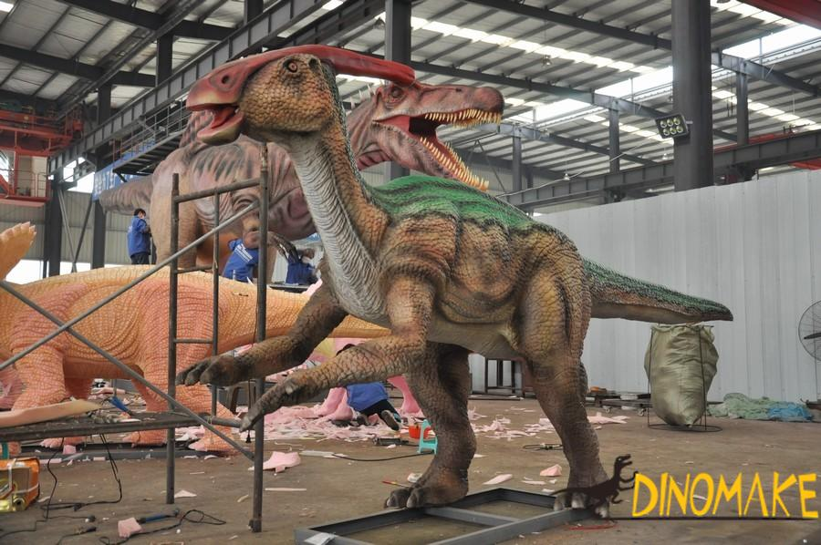 Animatronic dinosaur model for sale in the world