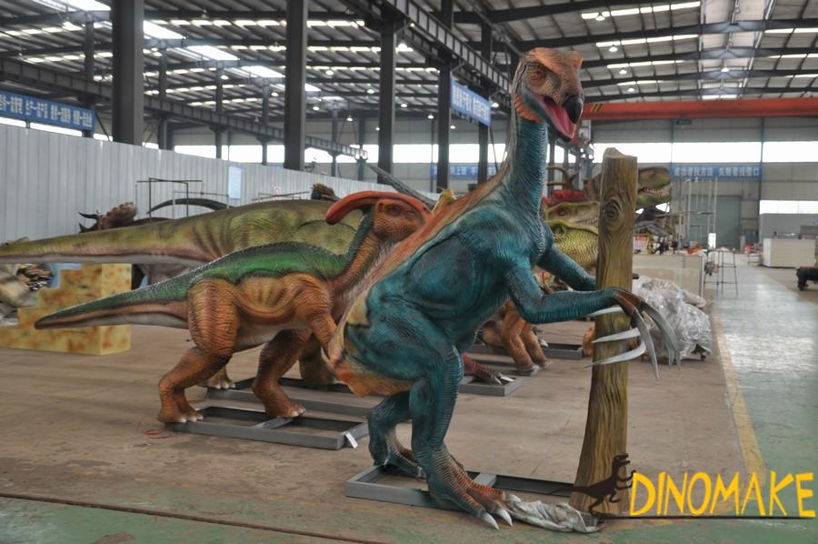 Animatronic dinosaur product enter Southeast Asia