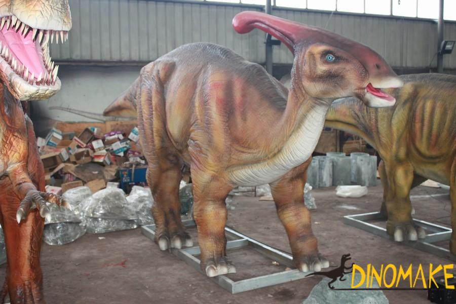Animatronic dinosaur product model for sale in the world