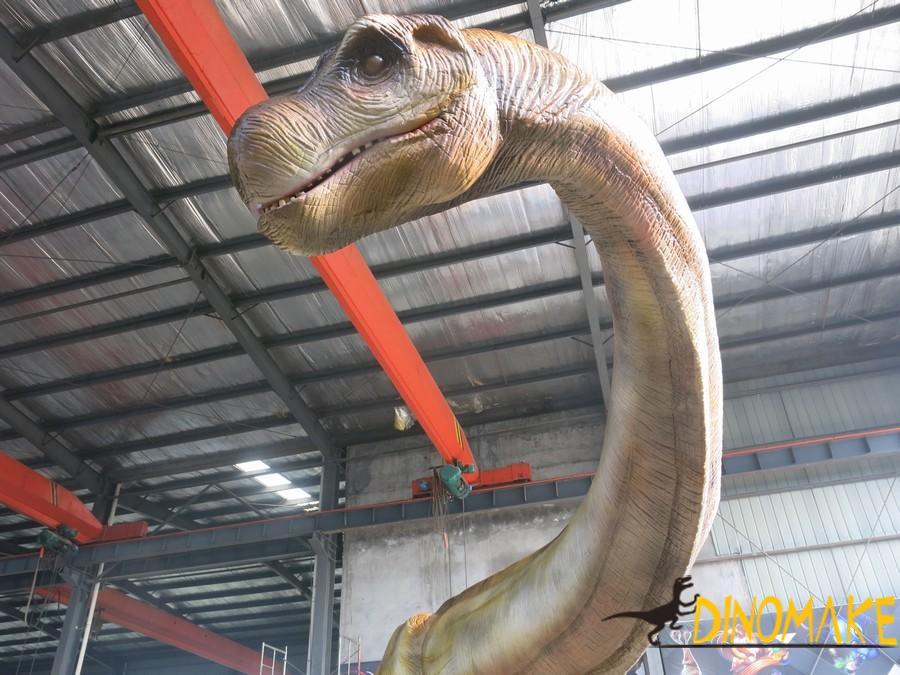 Animatronic dinosaur product of the Gojirasaurus