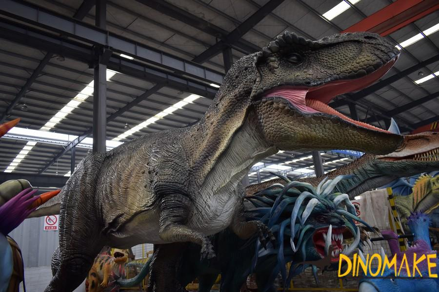 Animatronic dinosaur products T-rex
