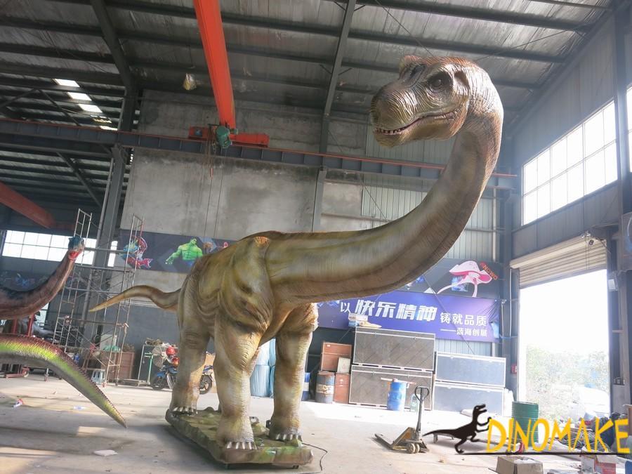 Animatronic dinosaur products of the Gojirasaurus