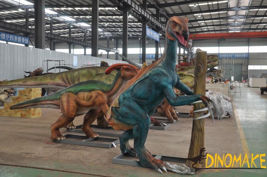Animatronic dinosaurs exhibition company