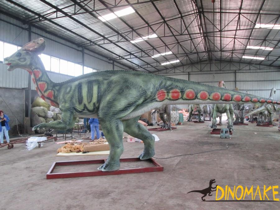 Animatronic dinosaurs exhibition manufacturer dinosaur model for sale