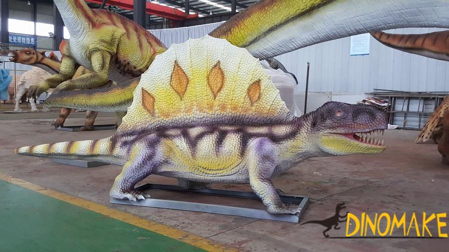 Animatronic dinosaurs for sale and transportation considerations