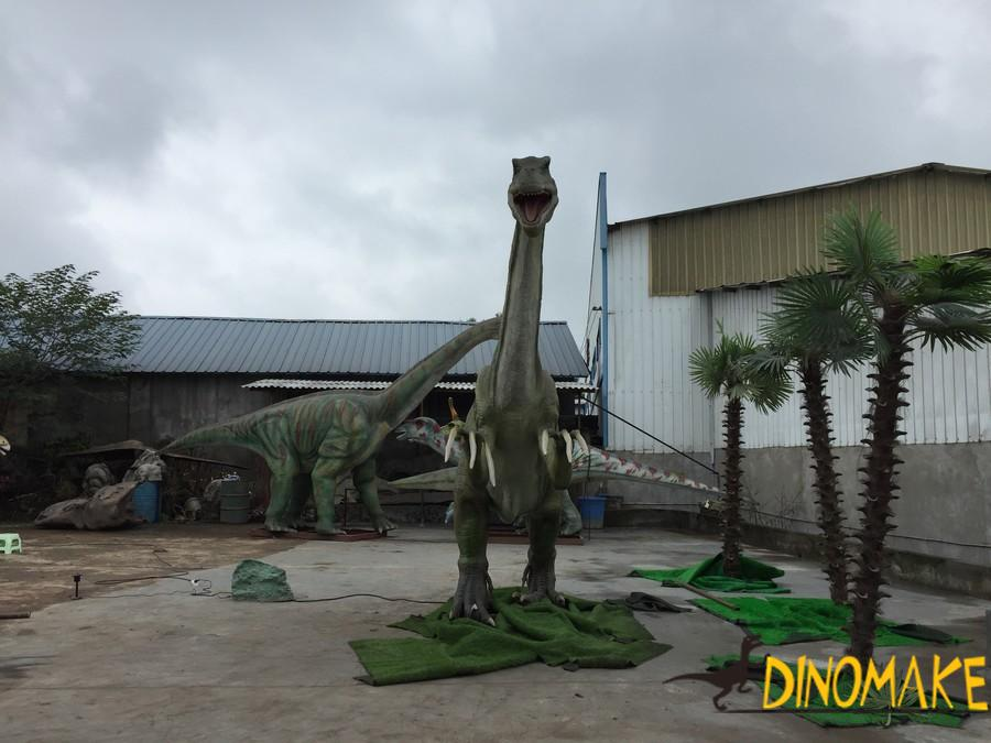 Animatronic dinosaurs for sale exhibition market