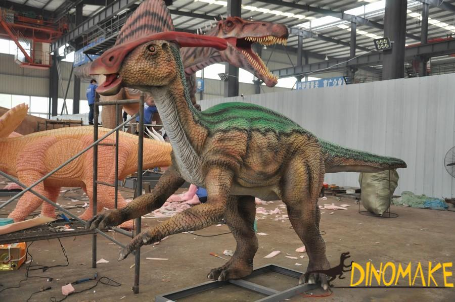 Animatronic dinosaurs model for sale in the world