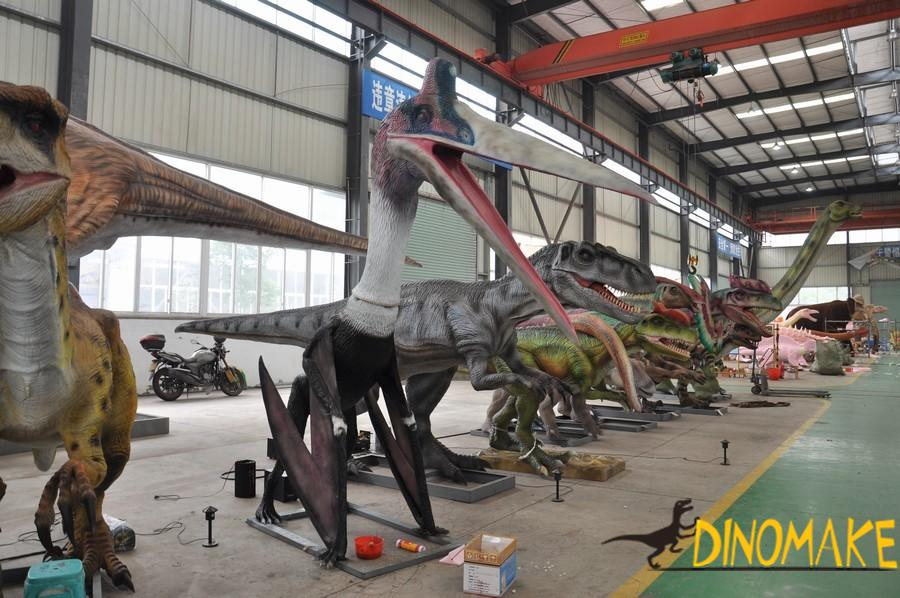 Animatronid dinosaur product