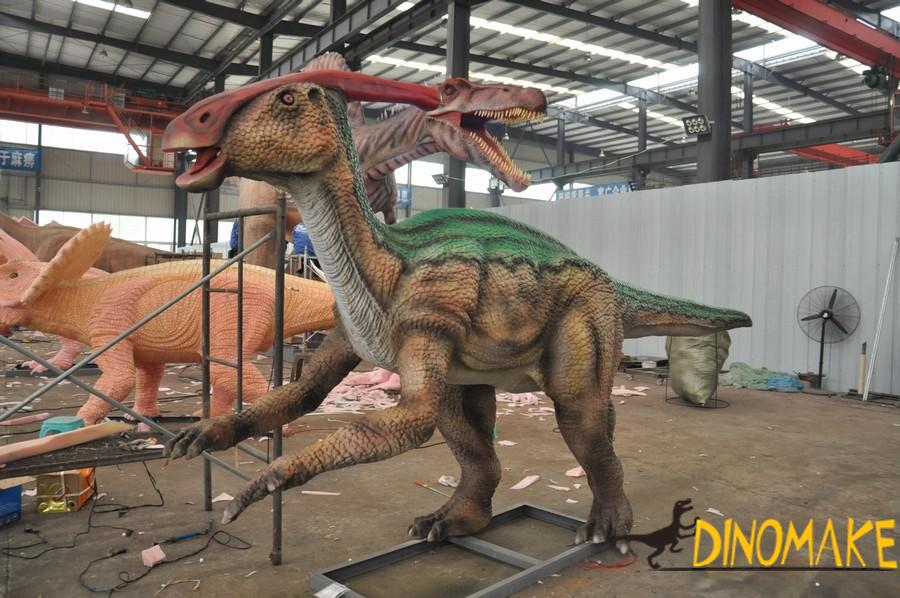 Big guy in animatronic dinosaur products-Thunder Dragon