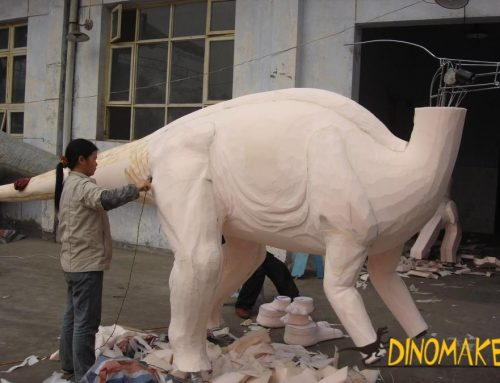 Cheapest Animatronic Dinosaur Manufacturing Company Ever