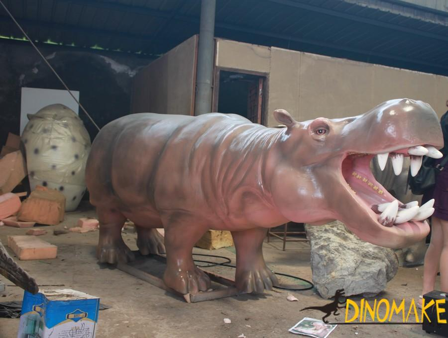 China Animatronic Animal Exhibition Manufacturing Company