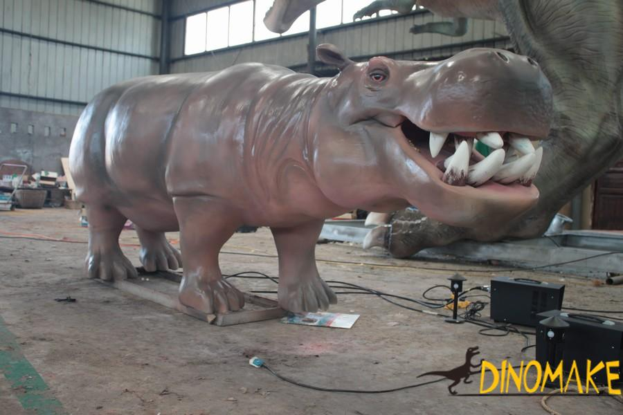 China Animatronic Animal product Exhibition Manufacturing Company