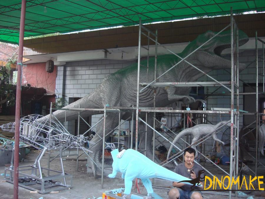 China Animatronic Dinosaur Design Company