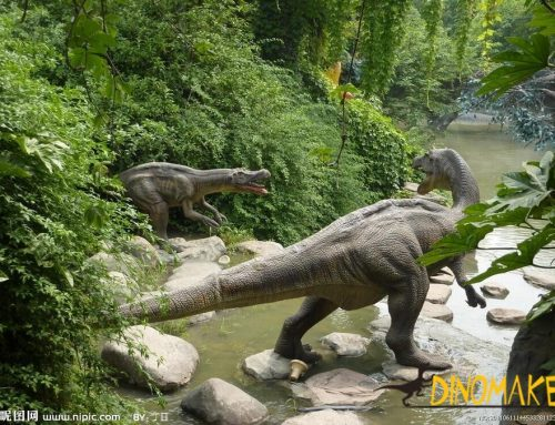 China Animatronic dinosaur manufacturer