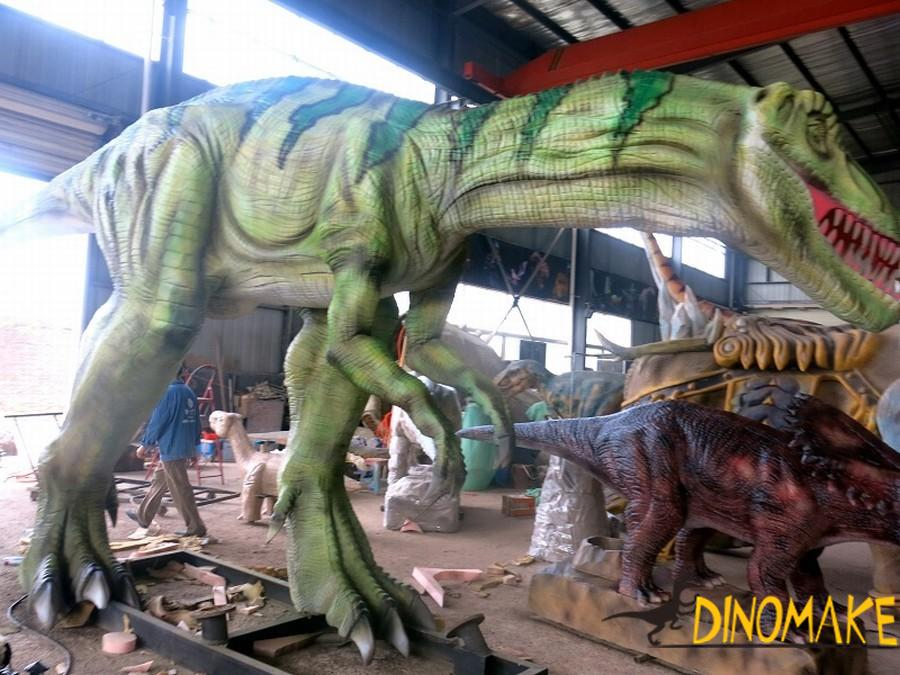 China Animatronic dinosaur products manufacturer