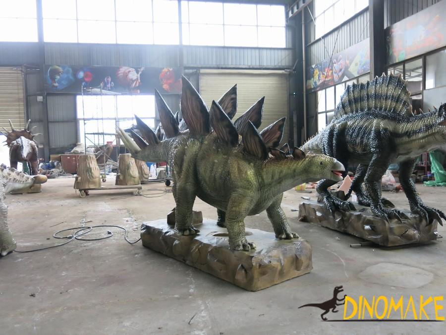 Description of Animatronic Dinosaur product Making Materials