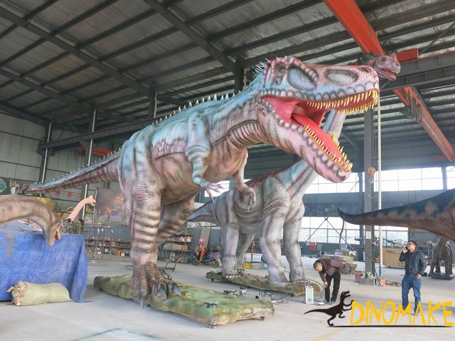 Development Trend of Animatronic Dinosaur product in 2020