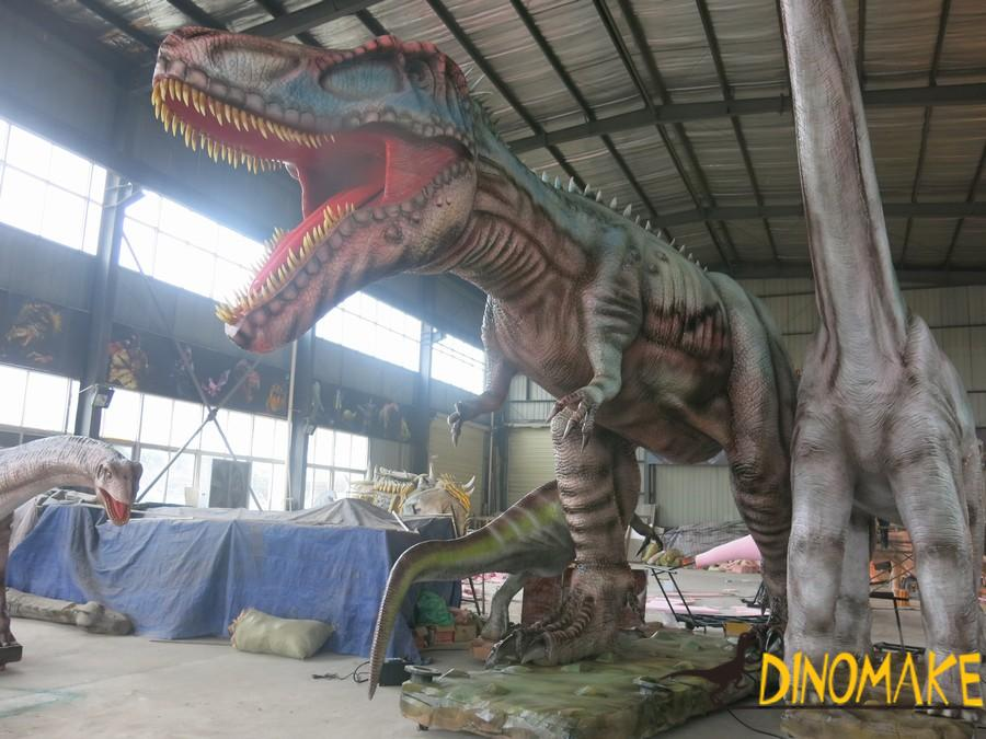 Development Trend of Animatronic Dinosaurs in 2020