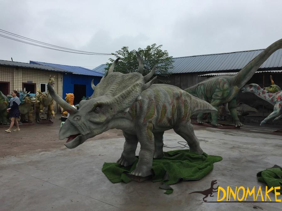 Development direction of foreign exhibitions-Animatronic dinosaur product