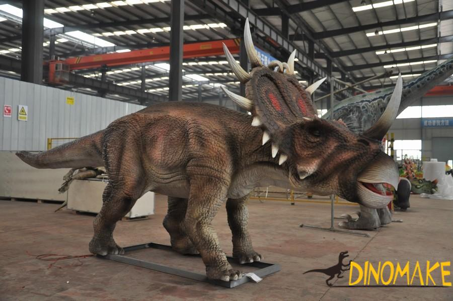 Development direction of foreign exhibitions-Animatronic dinosaur