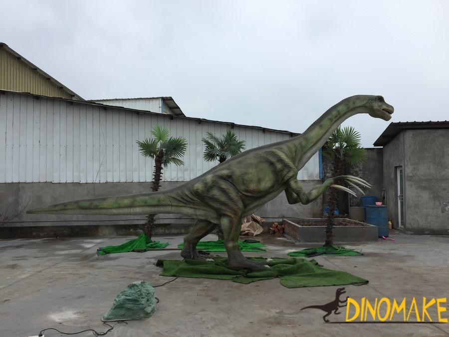 Development history of Animatronic dinosaur product