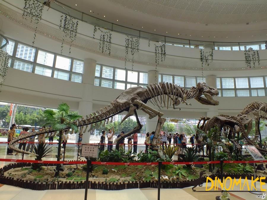 Dinosaur model failure solution