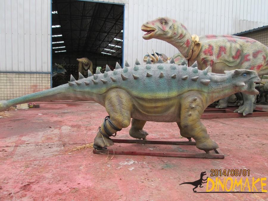 Dinosaurs melee story