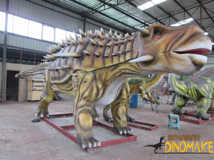 Dragons of animatronic Dinosaur product
