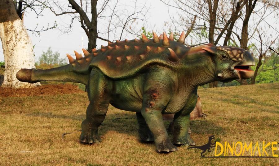 Dragons of animatronic Dinosaurs