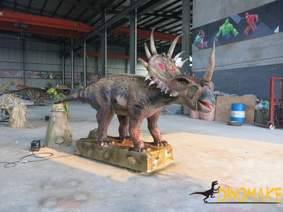Hong Kong Animatronic Dinosaur Exhibition