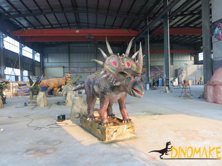 Hong Kong Animatronic Dinosaurs Exhibition