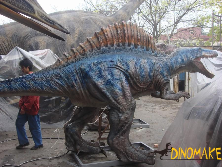 How powerful is the Animatronic Dinosaur Tyrannosaurus Rex