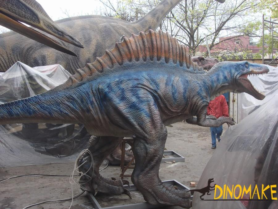 How powerful is the Animatronic of Dinosaur T-Rex