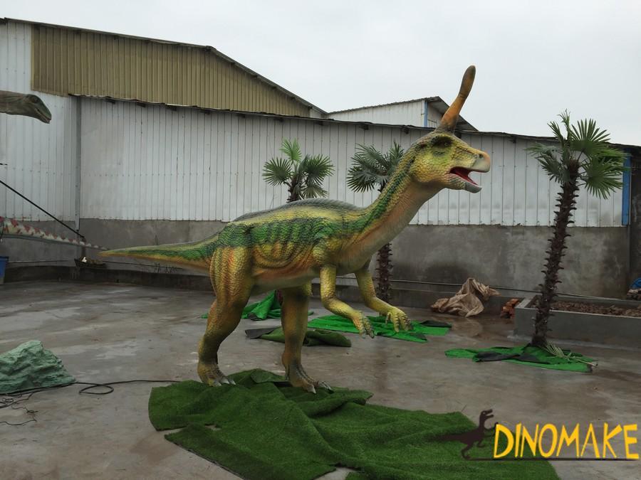 How should we choose a animatronic dinosaur product