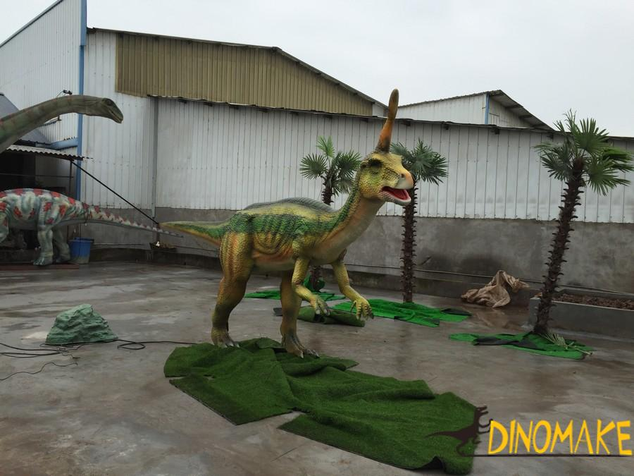How should we choose a animatronic dinosaurs
