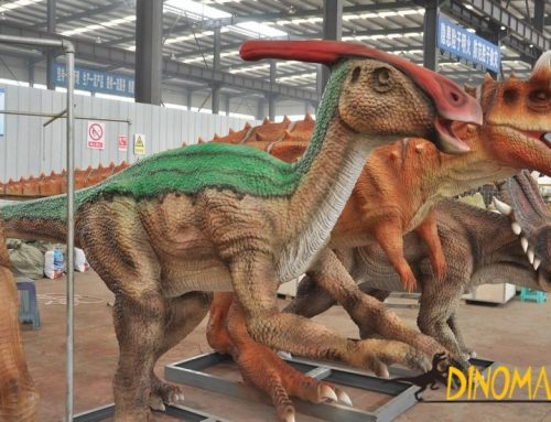 How to choose a animatronic dinosaurs company