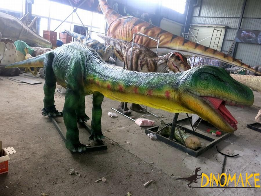 How to customize a animatronic dinosaur products